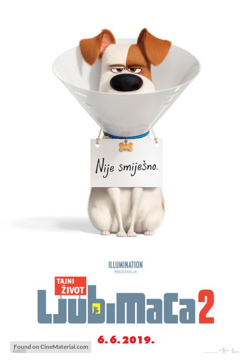 The Secret Life of Pets 2 - Croatian Movie Poster