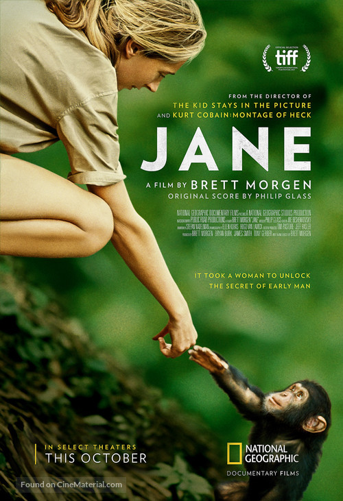 Jane - Movie Poster