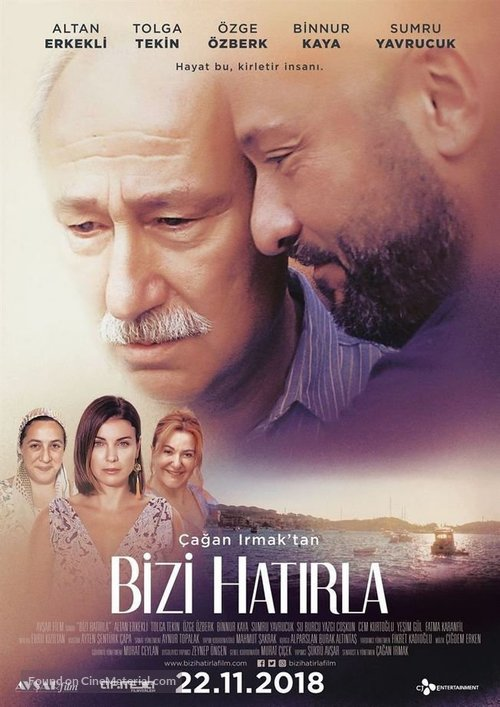 Bizi Hatirla - German Movie Poster