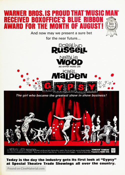 Gypsy - Movie Poster